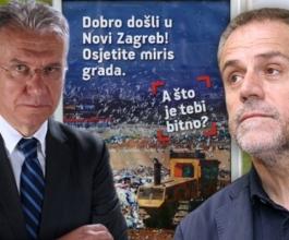 Kandidate spaja Jakuševac, a razdvajaju prirez, Holding i Trg maršala Tita