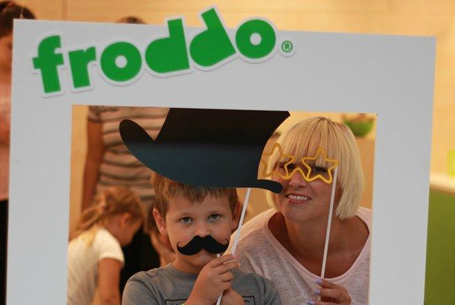 Ivančica predstavila novi prodajni koncept brenda Froddo