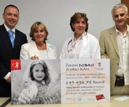 PBZ Card donirao 149.493,78 kuna Općoj bolnici Dubrovnik