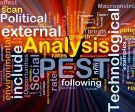 Marketinško okruženje – PEST analiza