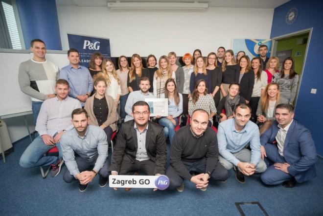 P&G treći put dobitnik Certifikata Poslodavac Partner
