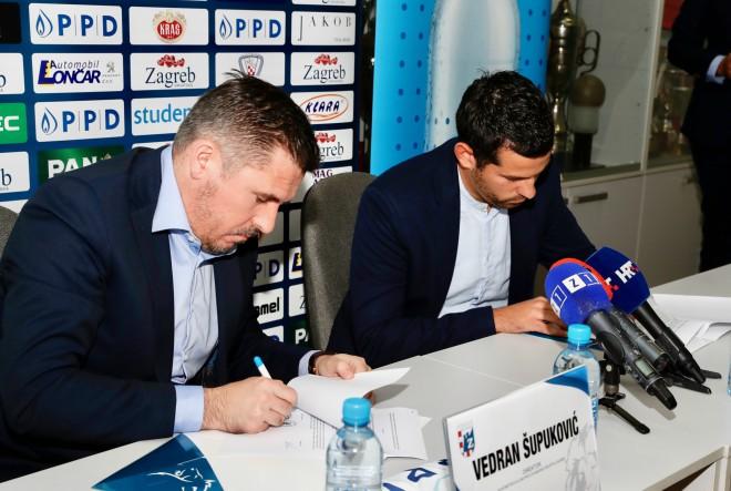 Potpisan sponzorski ugovor Studene I RK PPD Zagreb