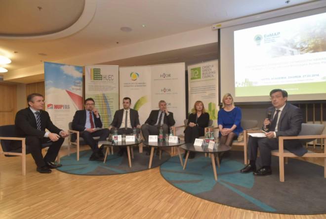Potencijali i mogućnosti financiranja energetski učinkovitih zgrada