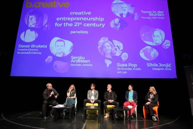 Kreativne i kulturne industrije igraju ključnu ulogu u novim gospodarskim trendovima