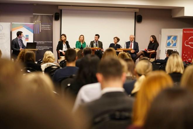 Dvodnevna konferencija o EU fondovima istaknula najvažnije promjene u sljedećem financijskom razdoblju