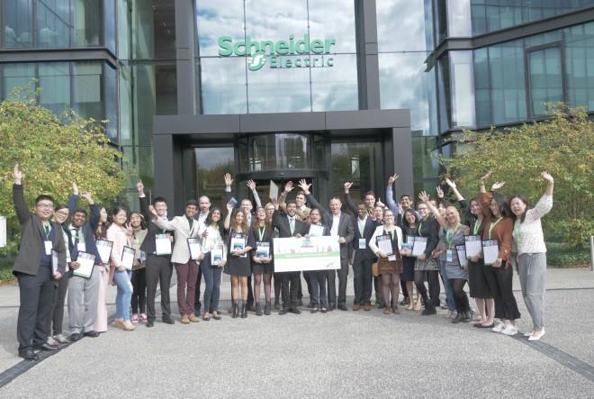 Schneider Electric pokreće natjecanje za studente Go Green in the City 2018