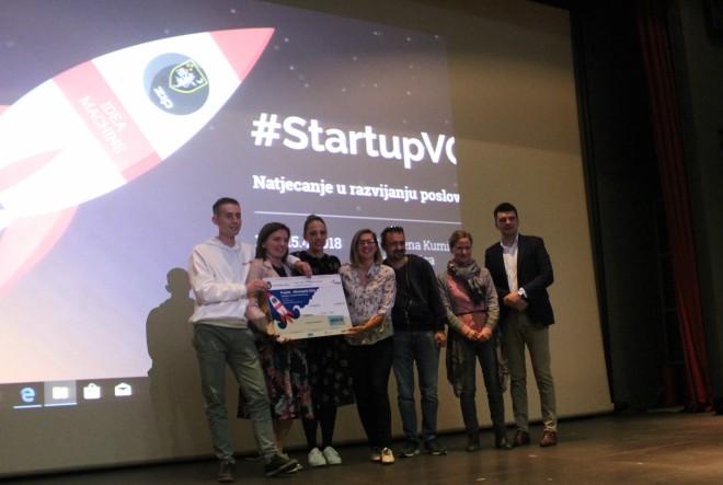 """Pobjednik drugog #StartupVG natjecanja u razvijanju poslovnih ideja je projekt """"Pia Mia"""""""
