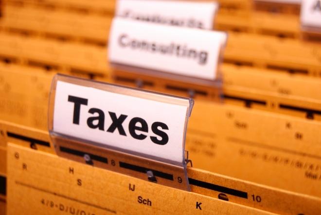 Izvršeni povrati poreza i prireza na dohodak za 2015. godinu