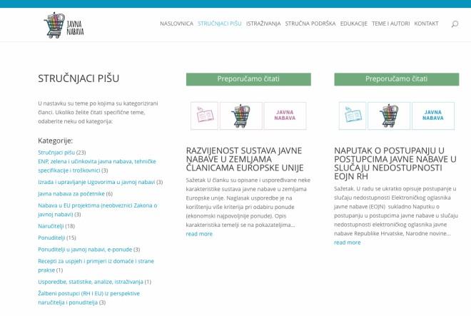 Pokrenut besplatni portal www.javna-nabava.info