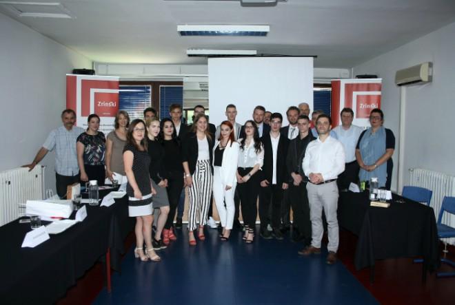 Studenti potpisali Ugovore o osnivanju novih stvarnih studentskih poduzeća