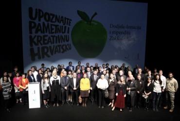 Više od 33 milijuna kuna za pametnu i kreativnu Hrvatsku