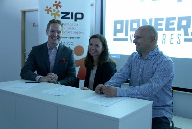 ZIP strateškom suradnjom osigurao do 3 milijuna eura za svoje startupe