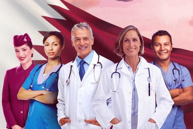 Qatar Airways omogućava 100 000 nagradnih karata zdravstvenim djelatnicima