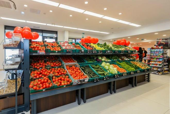 Ribola otkupna stanica za domaće voće i povrće
