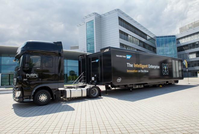 SAP roadshow kamion stiže u Zagreb: Blockchain i strojno učenje u službi kompanija i građana