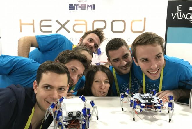 Uz snažnu potporu HT-a pobjednik Idea Knockouta startup STEMI uspješno se predstavio na sajmu CES