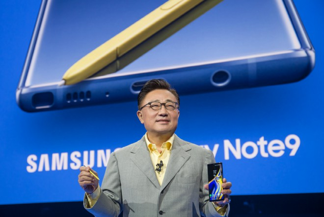 Iz Samsunga stižu Galaxy Note9 i Galaxy Watch