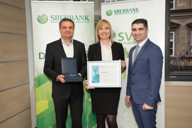 Sberbank osmi put Poslodavac Partner