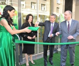 U centru Zagreba otvorena prva poslovnica Sberbanke [FOTO]