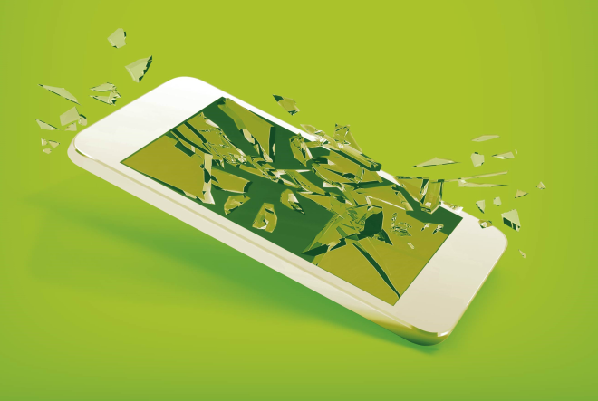 Zaslon mobitela moguće je osigurati od oštećenja