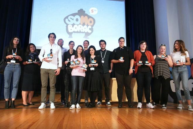 Proglašeni pobjednici SoMo Borca, najvažnije regionalne digitalne nagrade