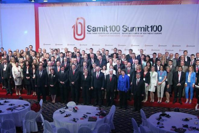 Šesti godišnji SUMMIT100 poslovnih lidera JI Europe