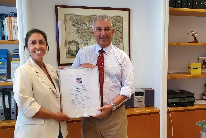 Autohellas postaje ekskluzivan certificirani partner tvrtke Alphabet za Grčku, Cipar, Bugarsku i Hrvatsku