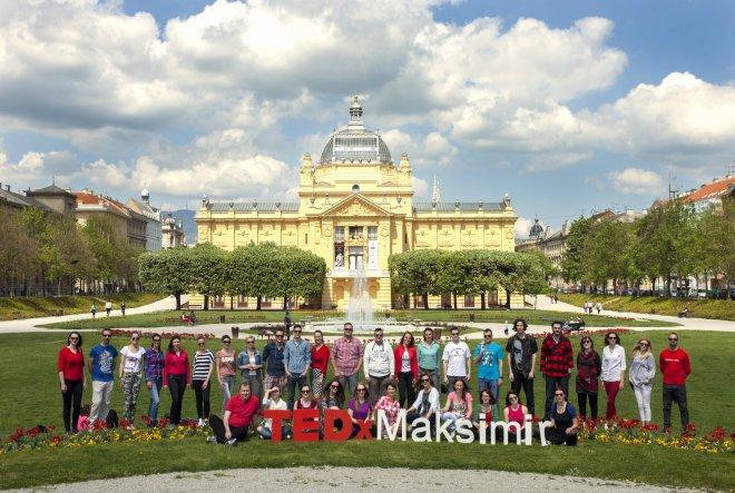 TEDxMaksimir_Team