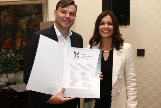 IKEA Hrvatska i Tele2 potpisali Povelju o raznolikosti Hrvatska