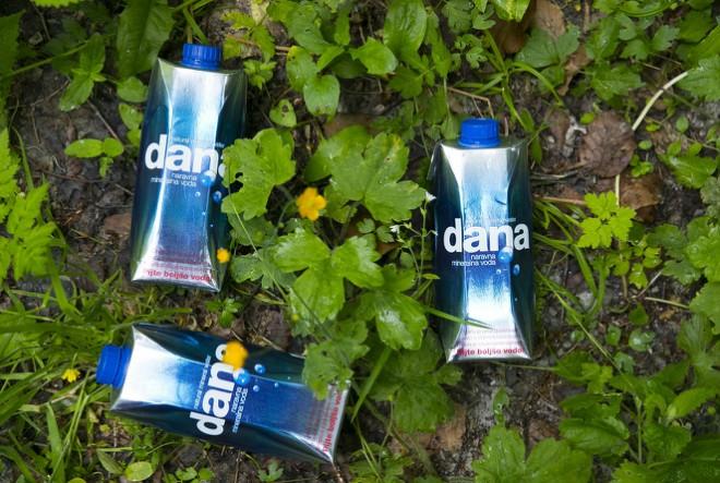 Prirodna mineralna voda Dana u Tetra Pak® pakiranju stiže u Hrvatsku