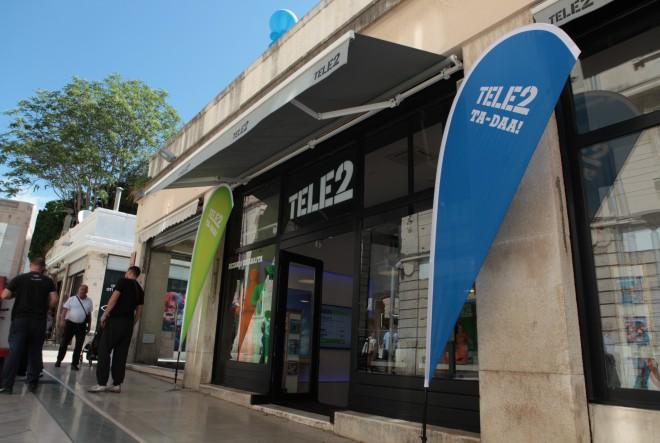 Tele2 ostvario rast EBITDA-e od 67 posto u drugom tromjesečju 2018.