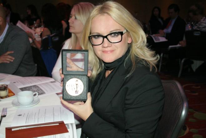 Crocon dobitnik nagrade Stevie Awards