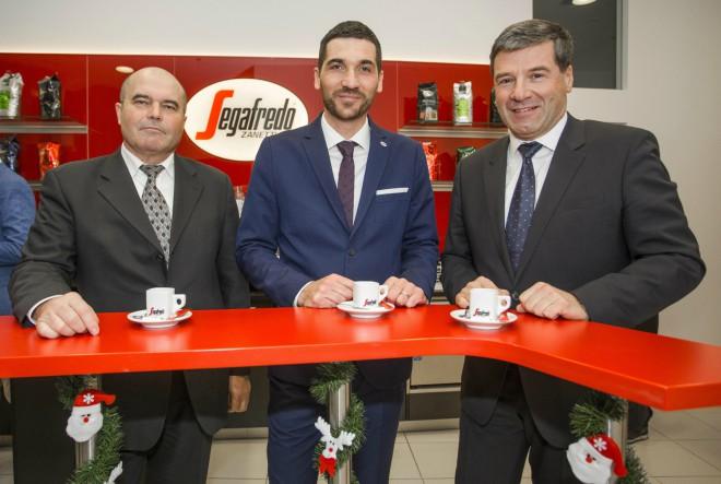 Segafredo Zanetti otvorio novi ured i edukacijski centar