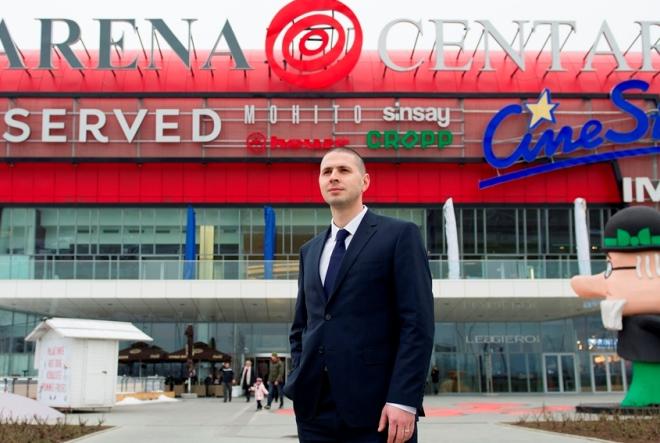 Tomislav Dekalić preuzeo Arena Centar