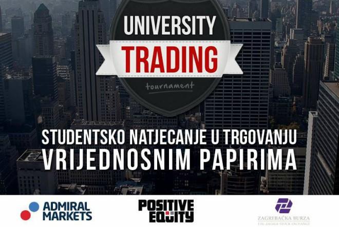 Otvorene prijave  za University Trading Tournament, regionalno natjecanje u trgovanju vrijednosnim papirima