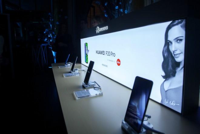 U Zagrebu ekskluzivno predstavljeni novi Huawei P20 i P20 Pro pametni telefoni