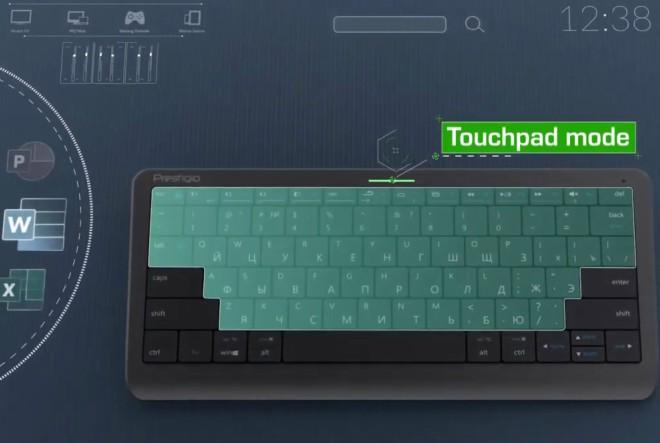 Prva intuitivna Click&Touch tastatura na svijetu dolazi iz Bjelorusije
