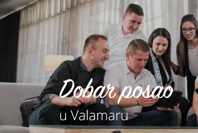 Najpoželjniji poslodavac u turizmu lansirao novu web stranicu dobarposaouvalamaru.com