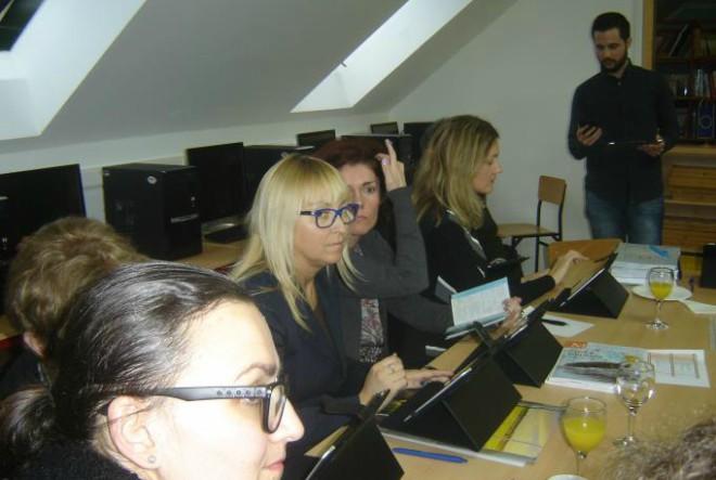 Započeta edukacija nastavnika u okviru projekta EDSIPI@