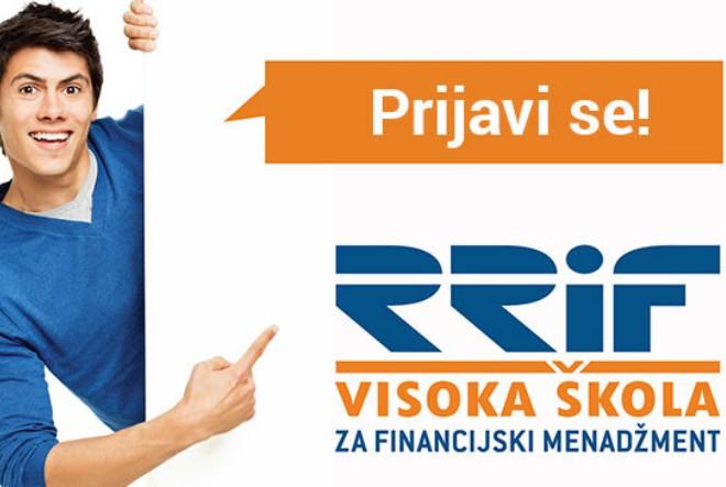 RRiF Visoka škola svim zainteresiranima širom otvara svoja vrata… i prozore!