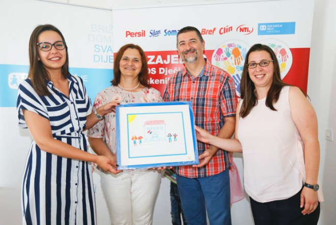 Vrijedna donacija razveselila SOS Dječje selo Lekenik