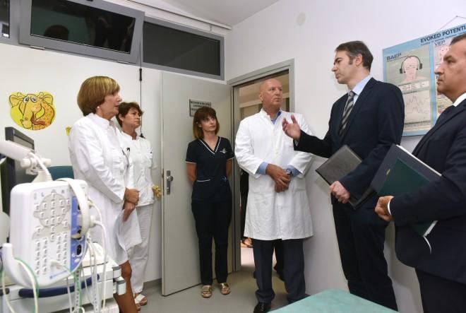 Klinika za dječje bolesti Zagreb dobila donaciju vrijednu 305.910 kuna