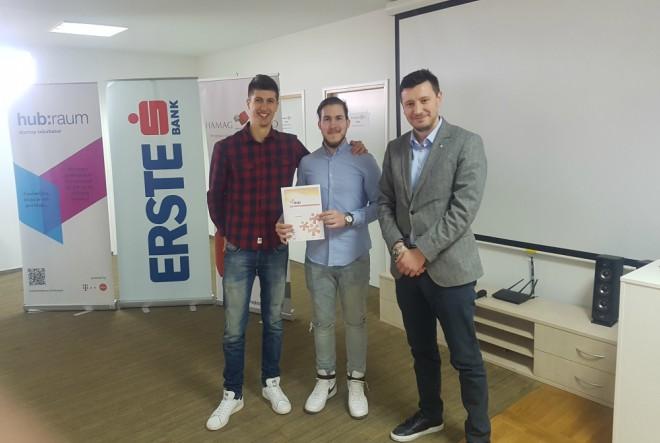 Proglašeni pobjednici prvog #startupZG natjecanja