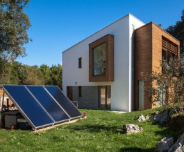 Energetski efikasna kuća – Španjolska [FOTO]