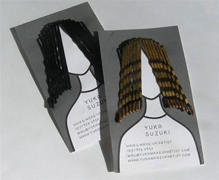 Vizitka frizer