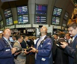 Osjetan pad cijena dionica, posebno trgovačkog sektora na Wall Streetu