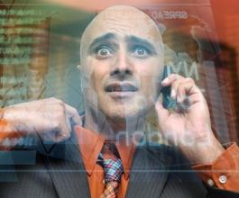 Ciparski financijski problemi srušili cijene na Wall Streetu