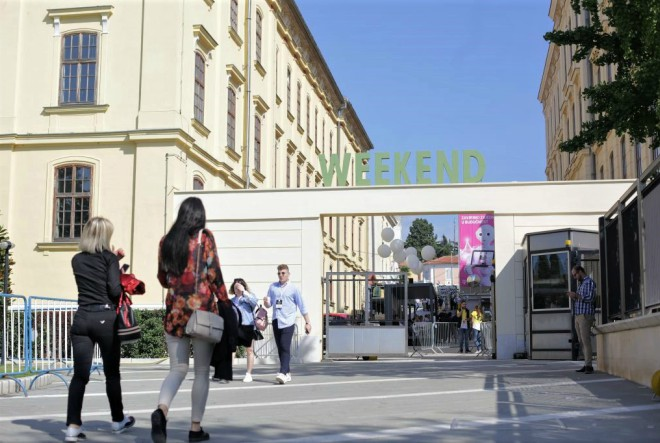 11. Weekend Media Festival od 20. do 23. rujna