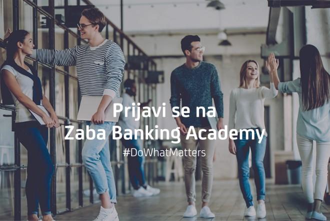 Novo izdanje Zaba Banking Academy