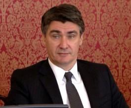 Milanović: Nismo zadovoljni padom BDP-a, no fiskalna konsolidacija mora ići dalje